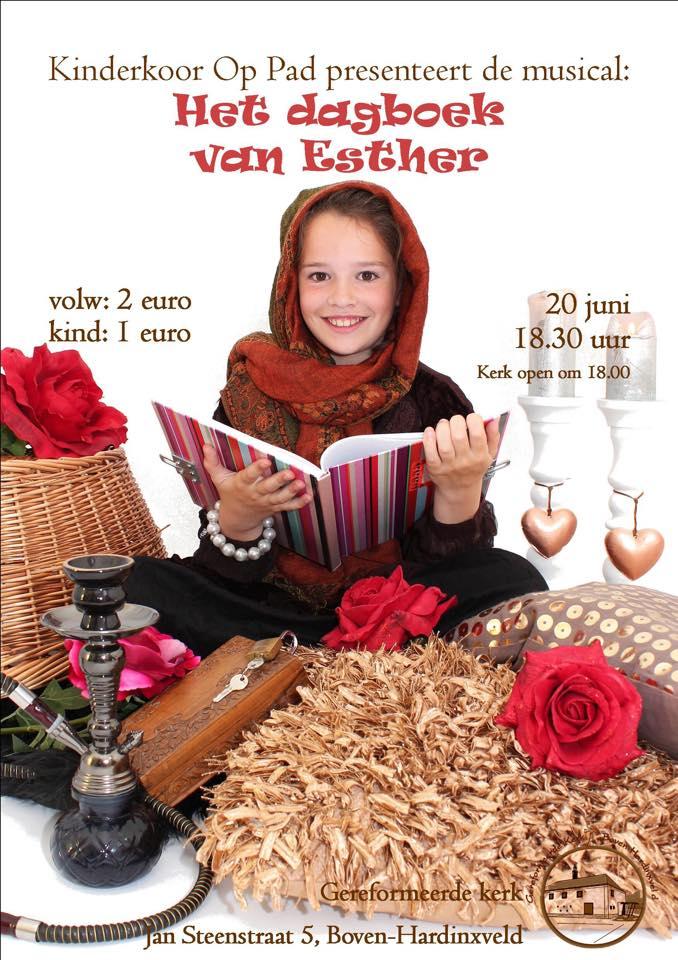 Musical Het Dagboek van Esther