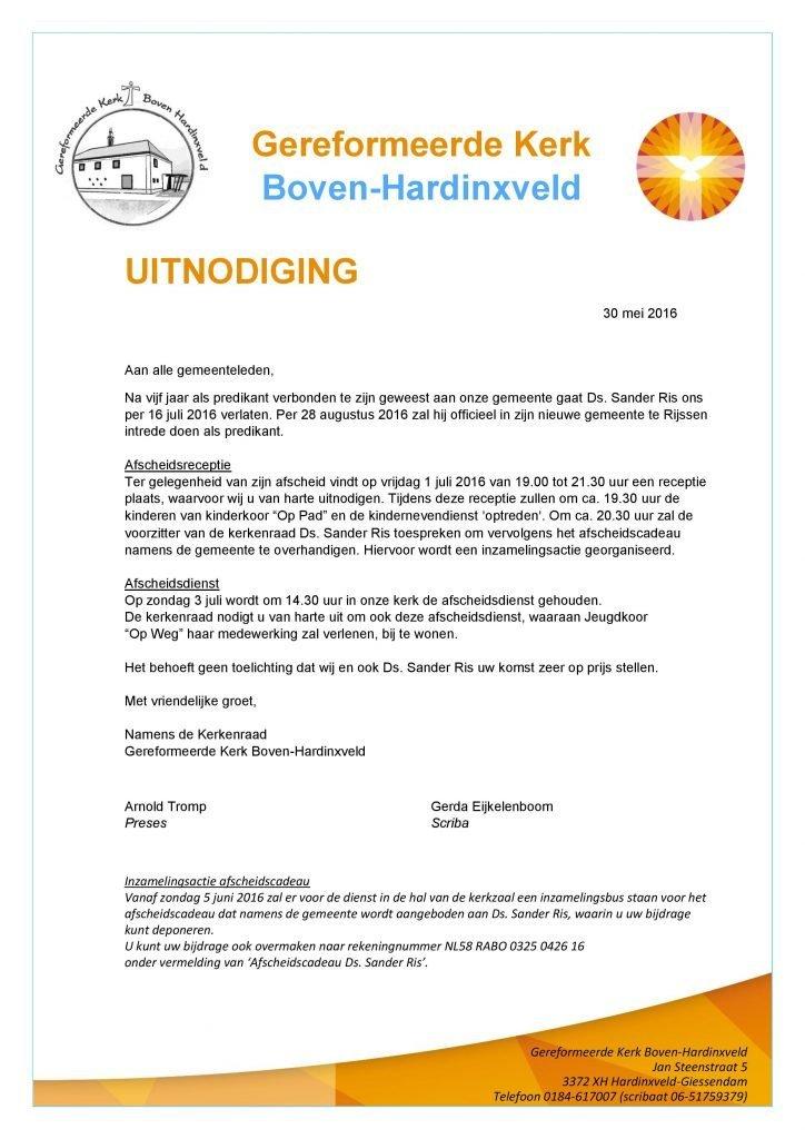 Uitnodiging gemeenteleden mail afscheid Sander Ris-page-001