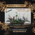 workshop kerststuk maken