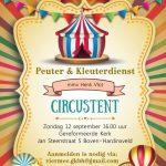 Peuter & Kleuterdienst zondag 12 september
